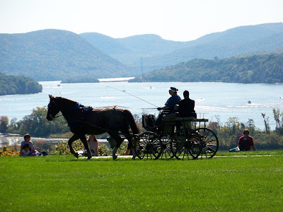 Horse and Carriage Day at Boscobel