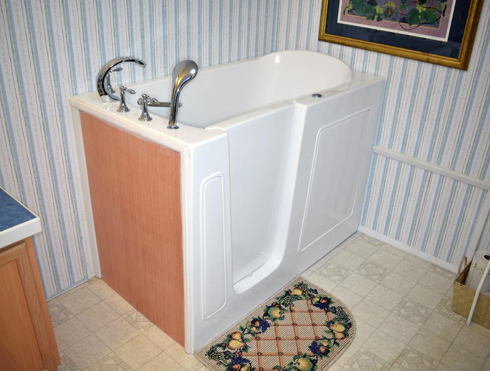 The Tub King Blog - Tub Talk: Walk-in Bathtub 101
