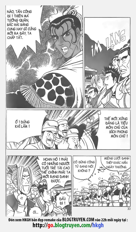 Hiệp Khách Giang Hồ chap 55 page 31 - IZTruyenTranh.com