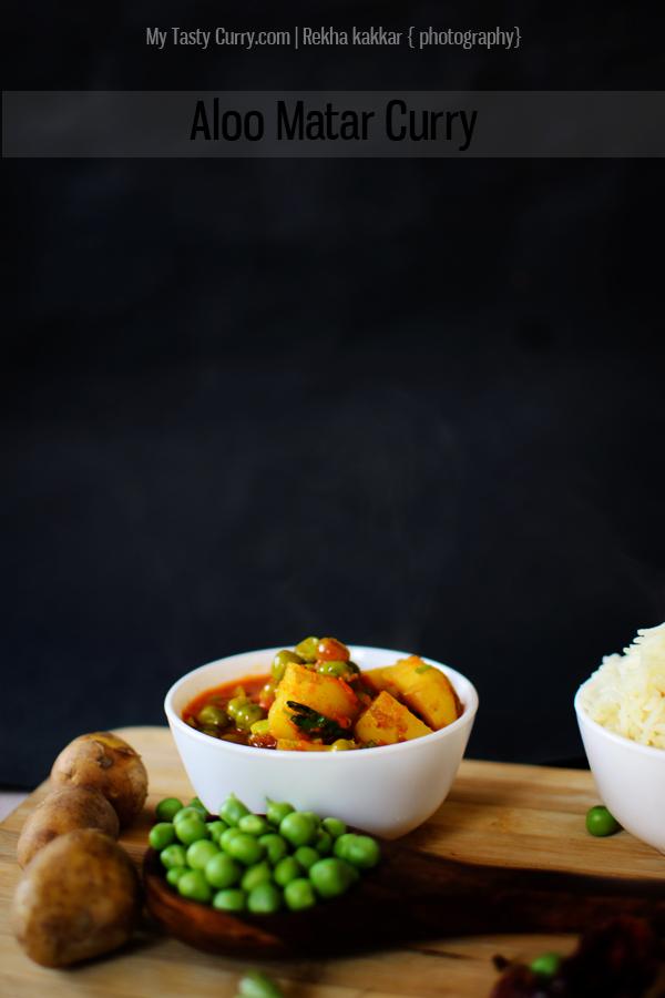 Aloo Matar/Peas And Potato Curry Recipes — Dishmaps