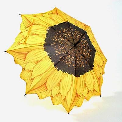 مظلة جميلة