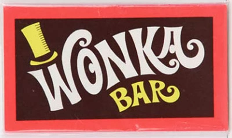 photo regarding Wonka Bar Printable named Area A Hen Upon It: Do it yourself Youngster Wonka Bar Gown