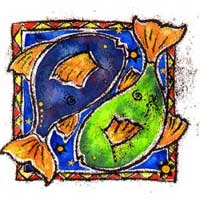 День Рождения 15 марта знак зодиака Рыбы