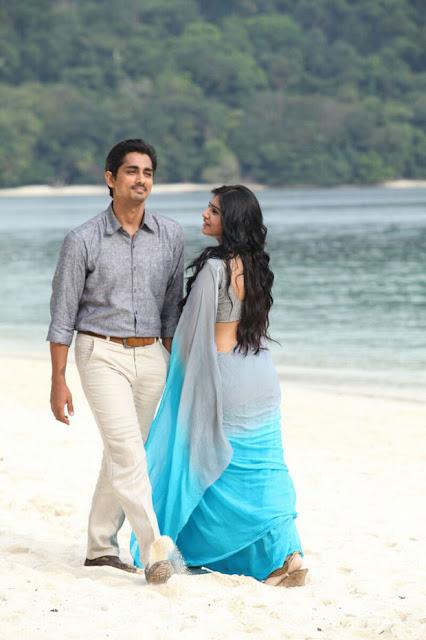 Siddharth Samantha Movie