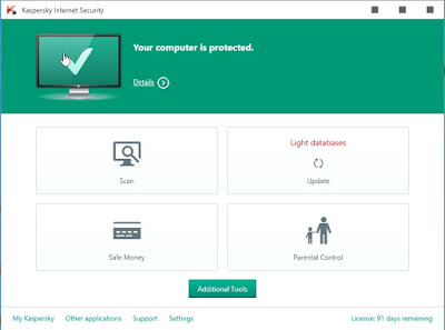 Kaspersky Internet Security 2016 – Fotos