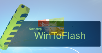 Cara Install Windows Dengan Flashdisk - Gunakan WinToFlash ~ Walidin