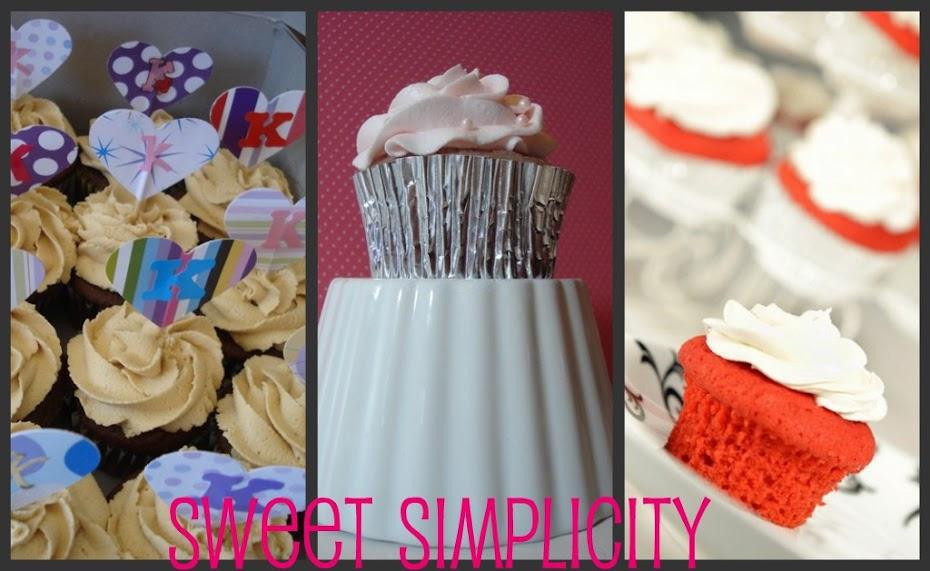 Sweet Simplicity