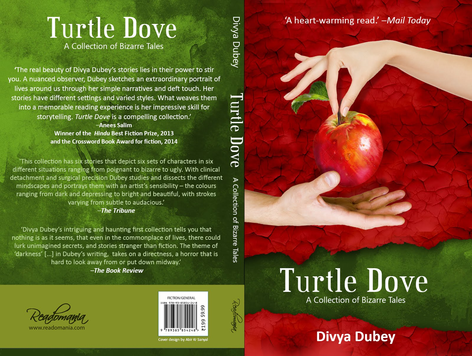 Buy 'Turtle Dove: A Collection of Bizarre Tales'