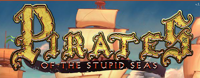 Pirates of the Stupid Sea Flash Game