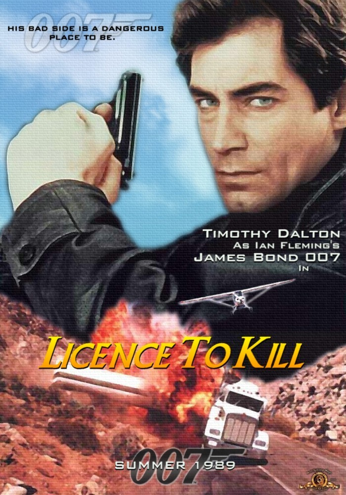 Licence to Kill - Wikipedia