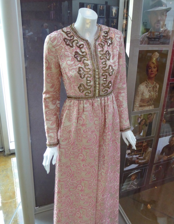 Hedda Hopper Trumbo dress