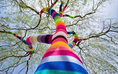 The Nice Art Tree Wallpaper
