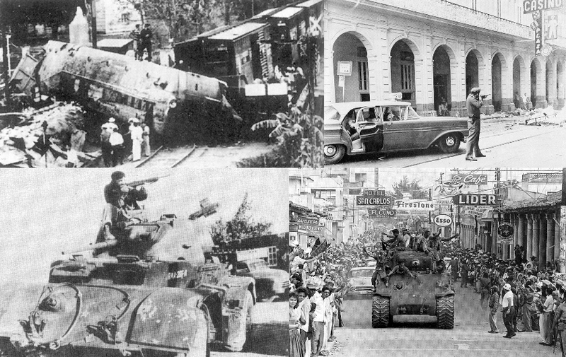 a history of americas actions to stop the revolutionary movement in cuba History of latin america  the independence of latin america  imperial prohibitions proved unable to stop the flow of potentially subversive english,.