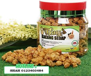 Wany's Kacang Sedap