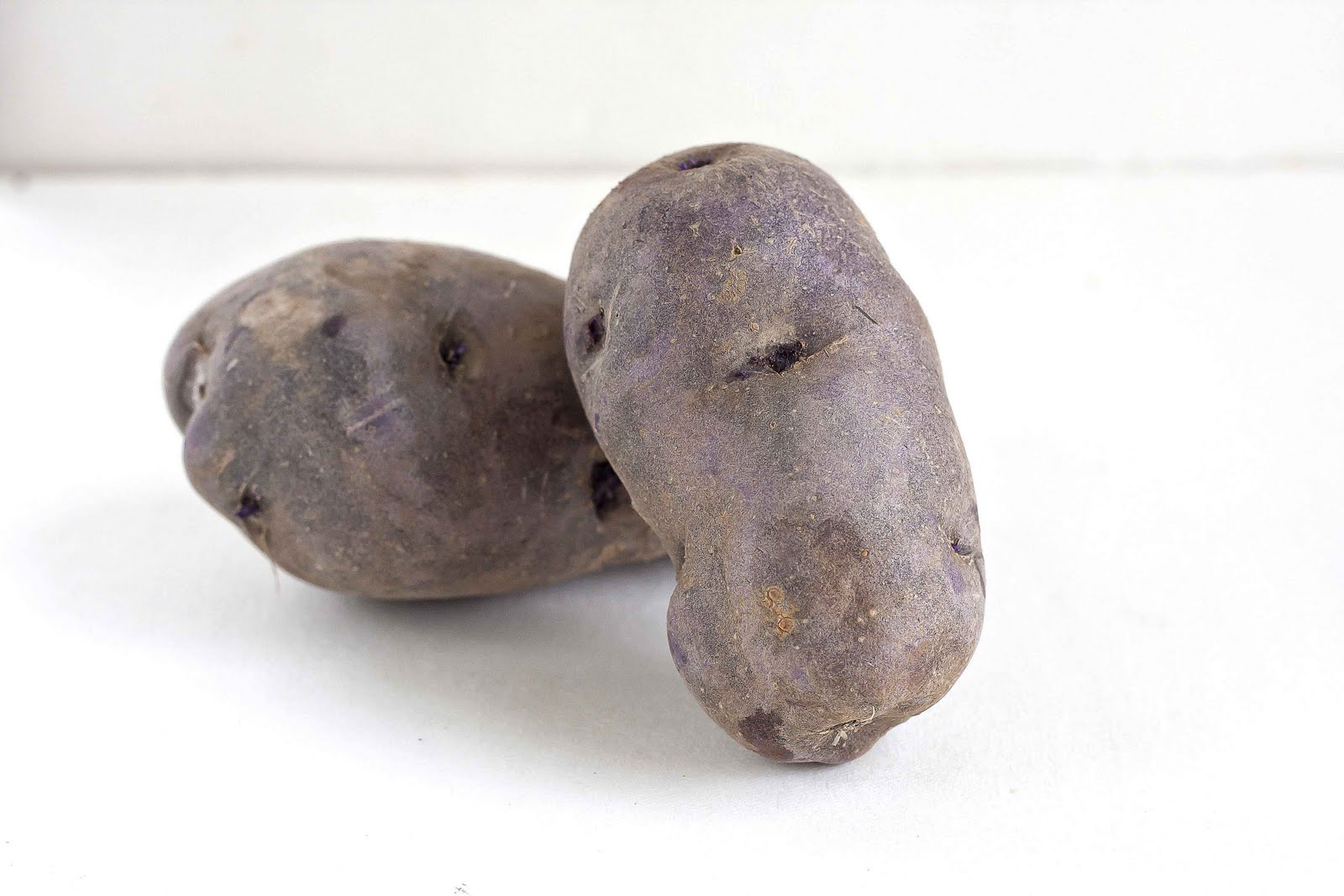 Muffin Tin Mania: Purple Mashed Potato Cups