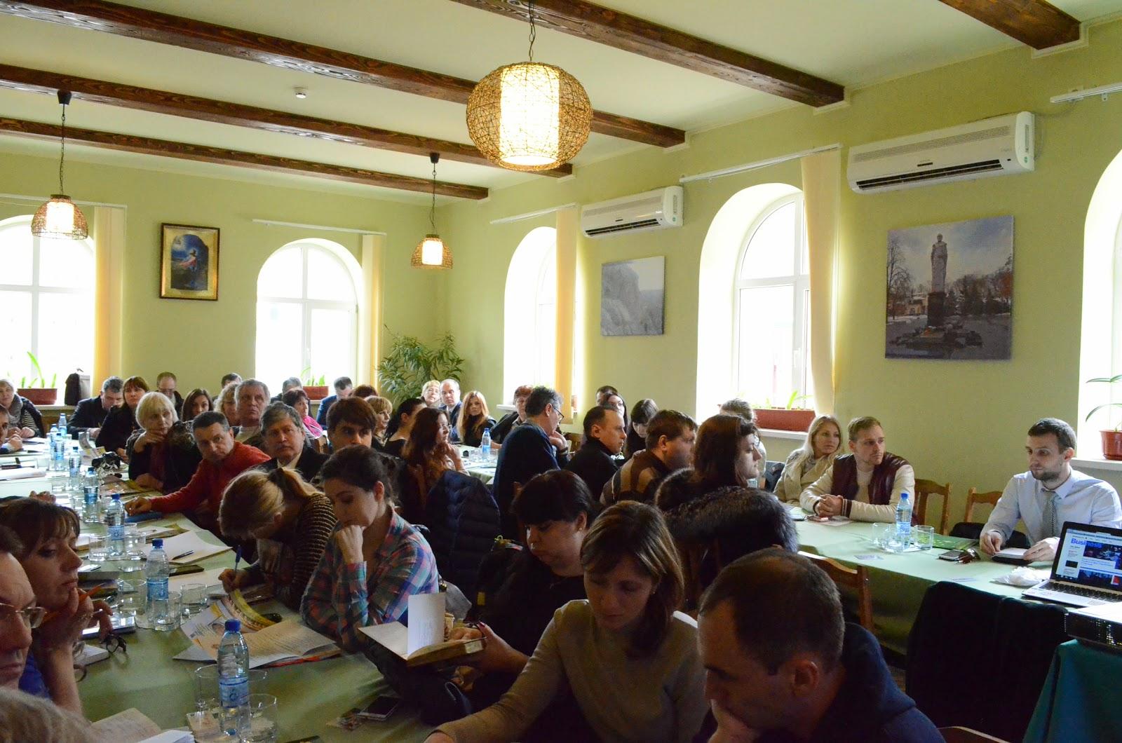 круглий стіл з питань розвитку природоохоронних територій Херсонської області