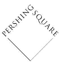 Pershing Square, William Ackman, logo, 2014