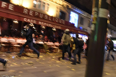 128 killed in Paris terrorist Attack