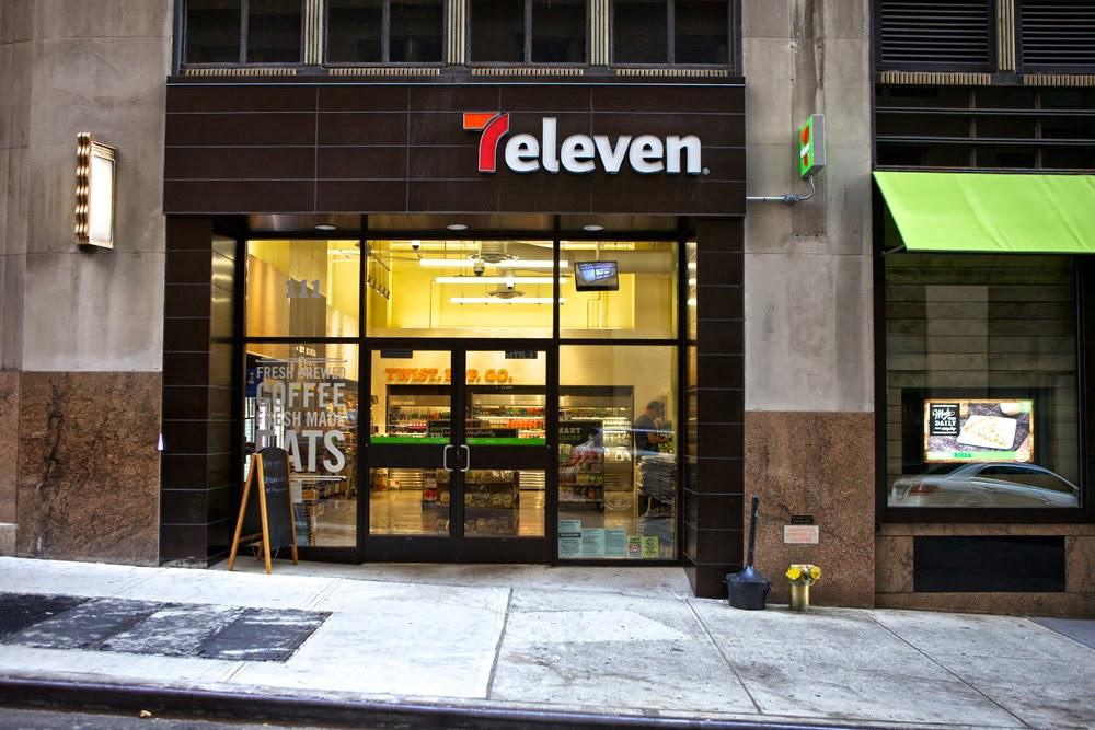 7 Eleven Concept Store