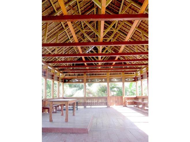 Download this Baileo Merupakan Rumah Adat Yang Terdapat Tiap Desa Maluku picture