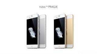 Harga ZTE Nubia My Prague, Smartphone Premium Berbalut Jaringan 4G LTE