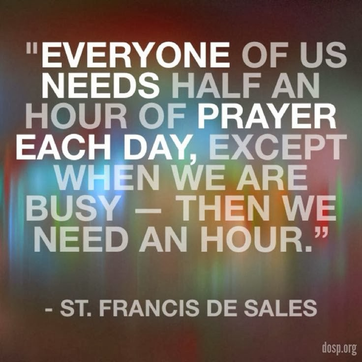saint francisis desales quote for valentines day - Are We There Yet Feast of St Francis de Sales