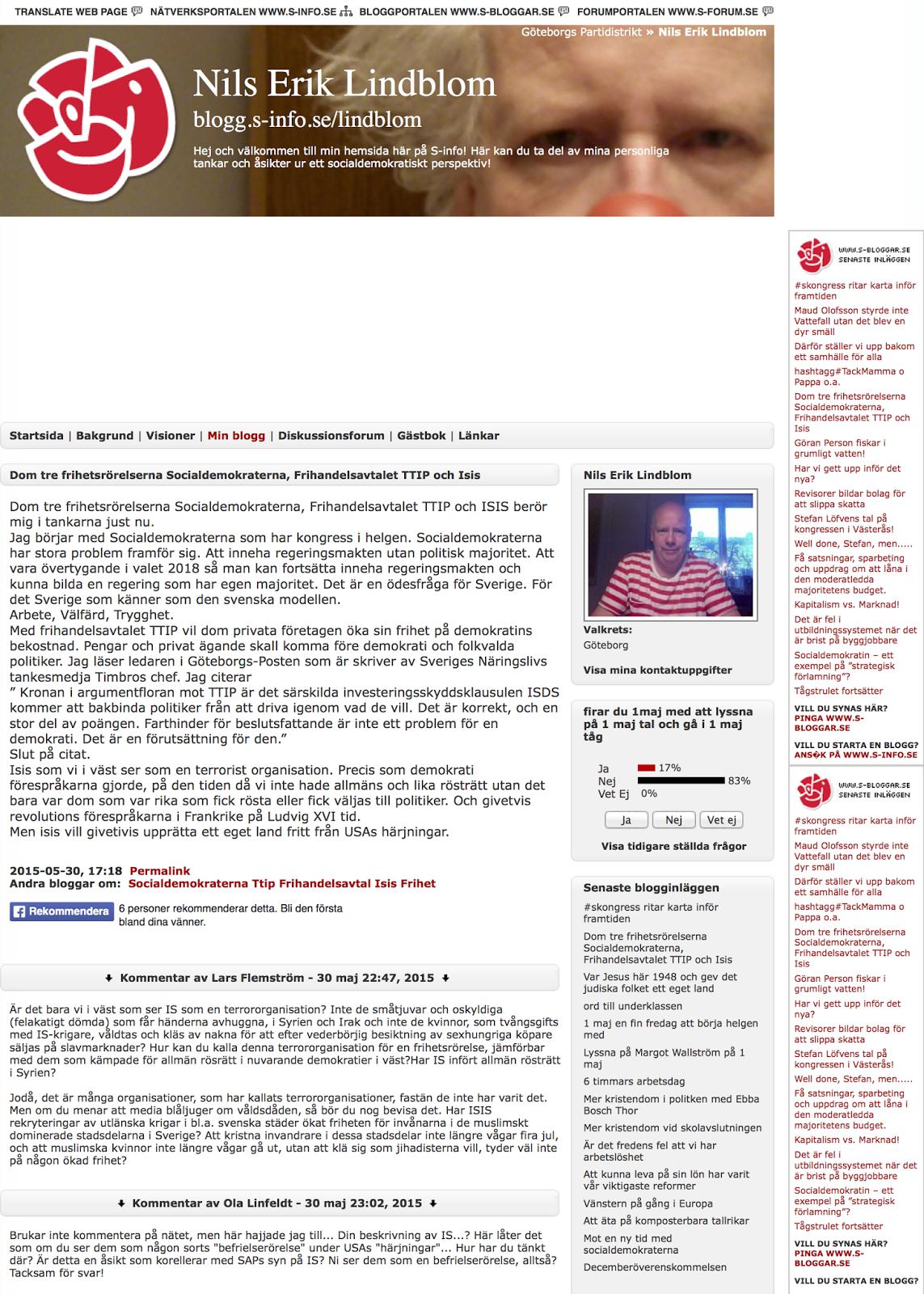 fri chinesse underkastelse i Stockholm