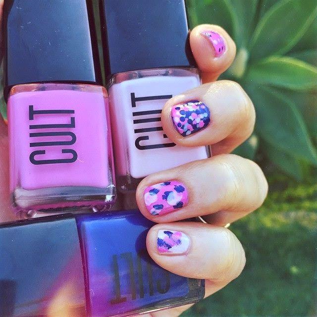 Nails Art Design #6...