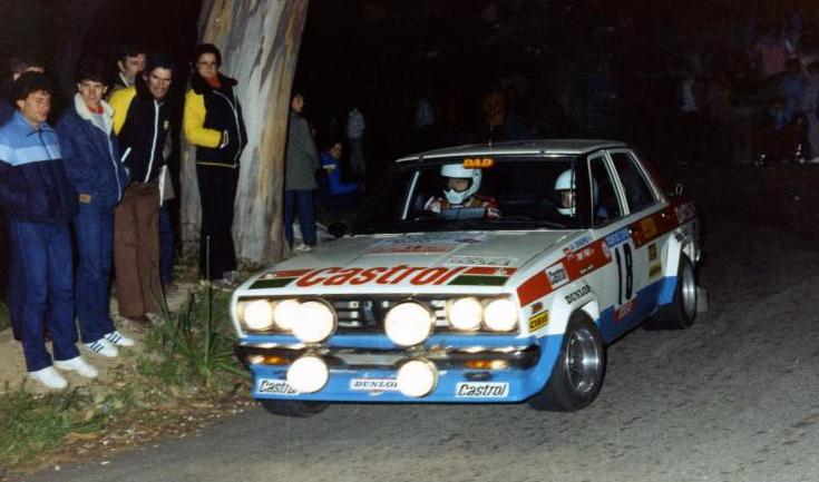Stanza Ex Rally Car African Muscle Cars Forum