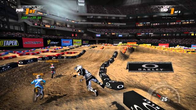 MX vs ATV Supercross Encore PC Gameplay