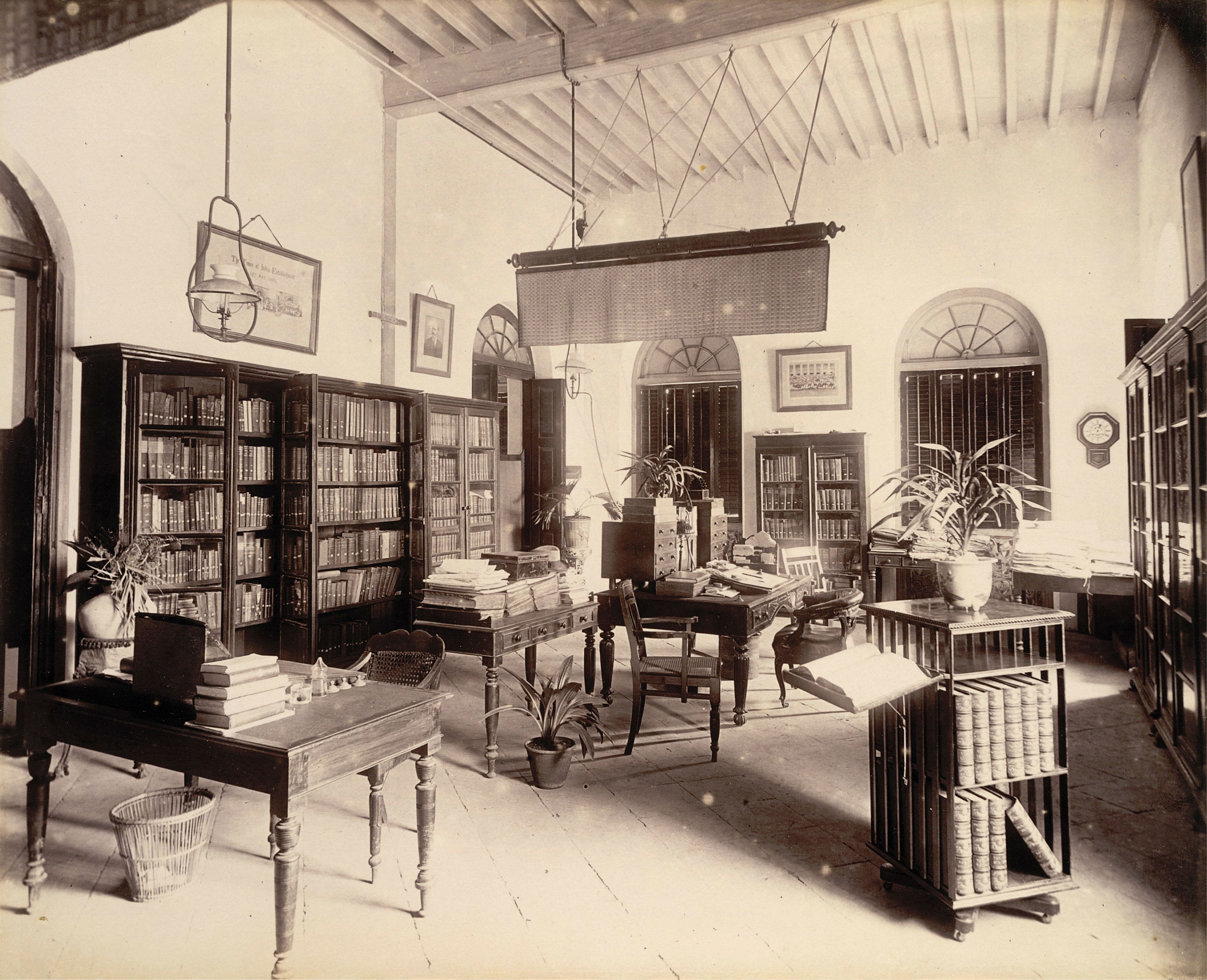 Various Photographs Of Times Of India Newspaper Office
