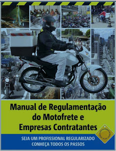 MANUAL DE REGULAMENTAÇÃO DO MOTOFRETE