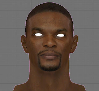 Download NBA 2K13 Chris Bosh Cyber Face PC Patch