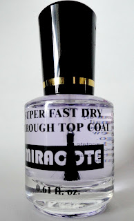Miracote Fast Dry Top Coat