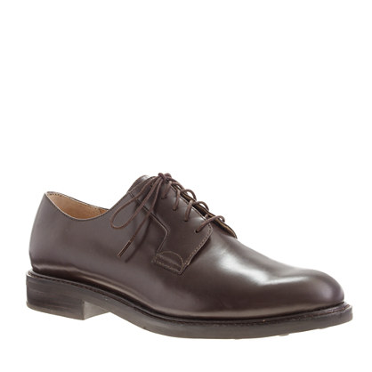 Brown Shoes Navy Blue Pants Guys