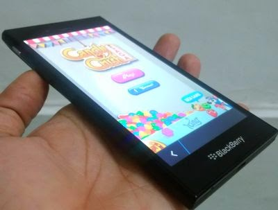 BlackBerry Z3 - Android capability