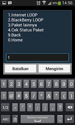 Paket Internet Murah WikenLOOp dari Telkomsel simPATI Loop