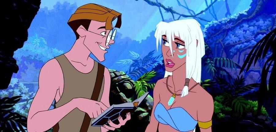 Atlantis - O Reino Perdido Blu-Ray Torrent