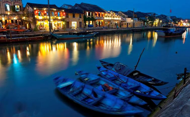 Holiday Fans travel the World RTW -family activities Budget Travel Vietnam