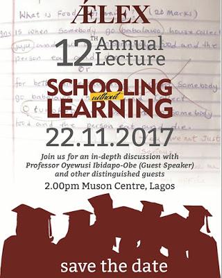 AELEX Annual Lecture
