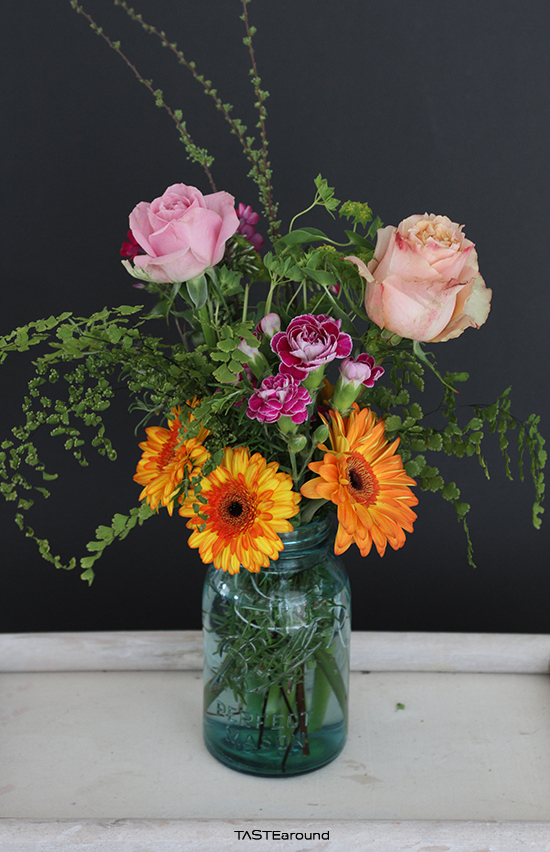taste around 5 stylische vasen mit tipps f r blumenarrangements. Black Bedroom Furniture Sets. Home Design Ideas