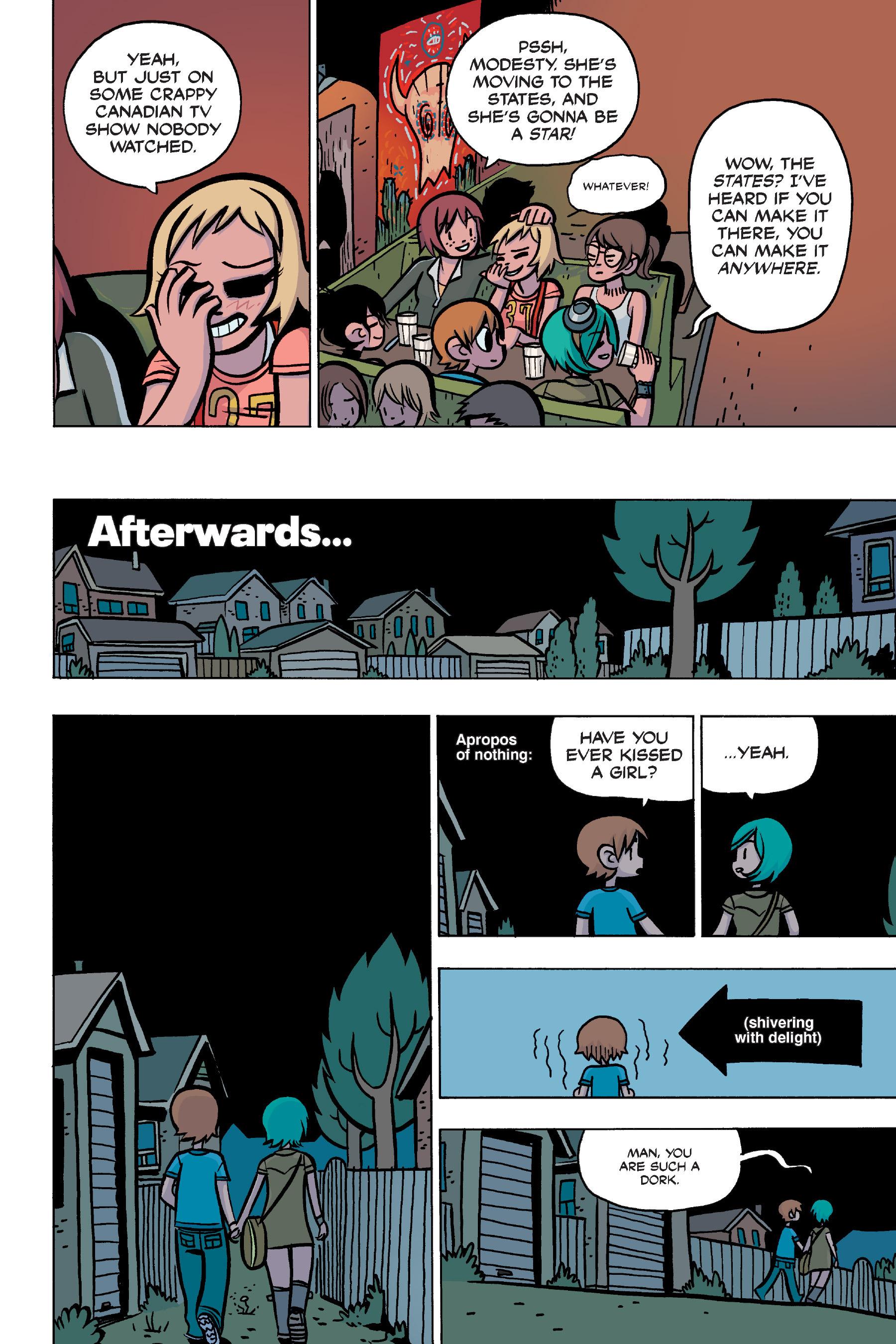 Read online Scott Pilgrim comic -  Issue #4 - 52