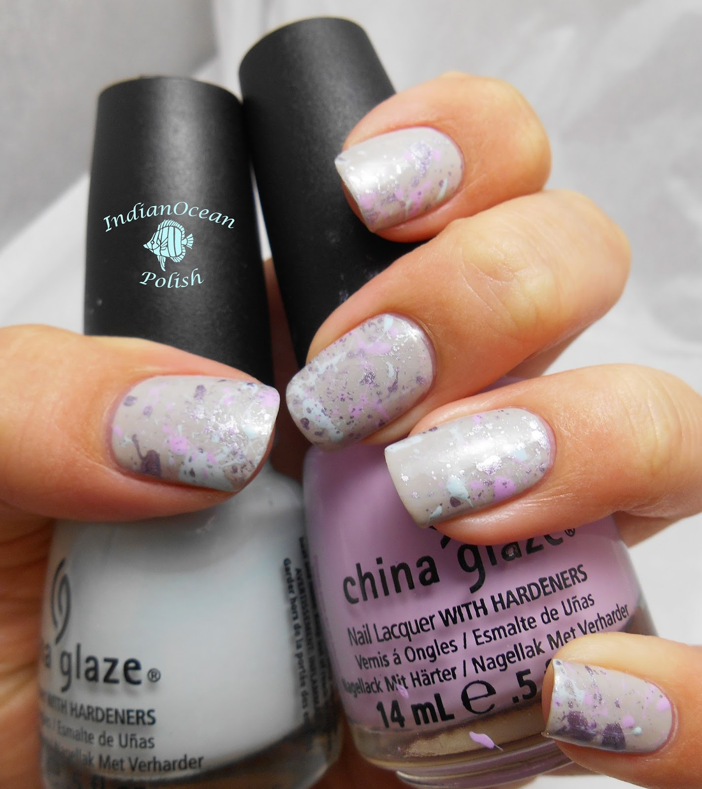 Indian ocean polish pastel paint splatter nail art tutorial pastel paint splatter nail art tutorial prinsesfo Image collections