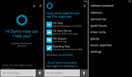 Fitur unggulan Windows Phone 8.1