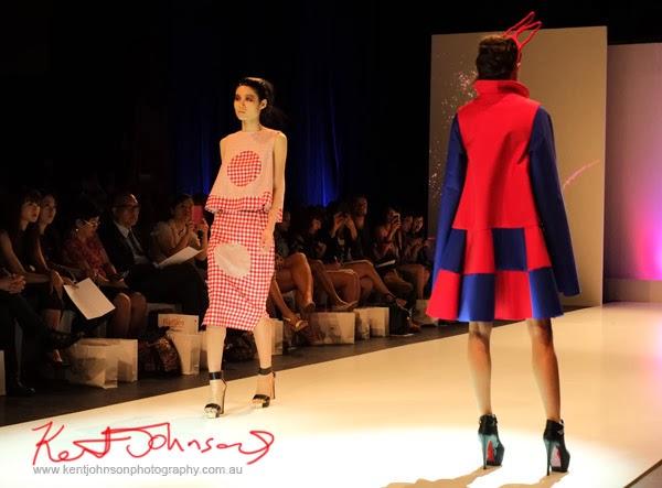 Matiny Ng,  New Byzantium : Raffles Graduate Fashion Parade 2013 - Photography by Kent Johnson.