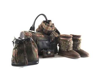 Mountain sound colección de bolsos y complementos de Bissú
