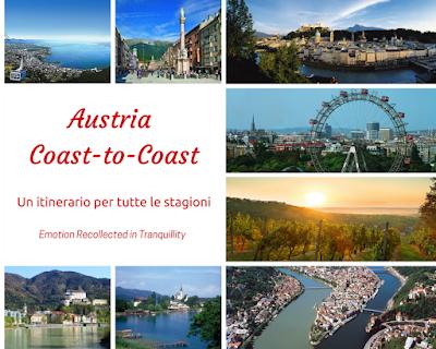 Itinerario da seguire in Austria