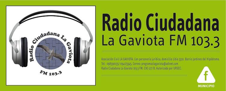 Radio Ciudadana La Gaviota 103.3 fm