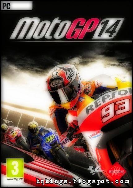 MotoGP 14 [Repack]