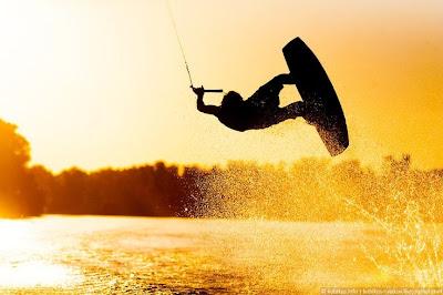 Wakeboard y sus fantásticas acrobacias